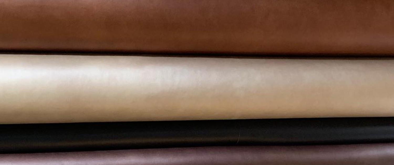 Detailansicht Leder Faserstoff - Fair und Nachhaltig